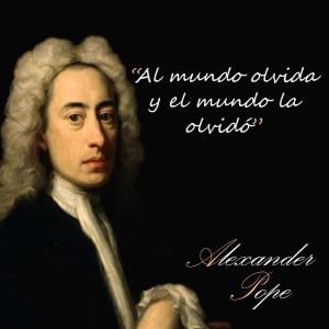 frases de Alexander Pope - Mundo