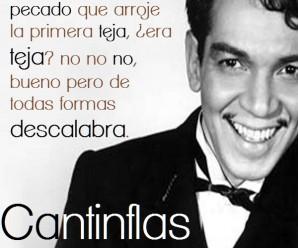 """Frases de Mario Moreno """"Cantinflas"""""""