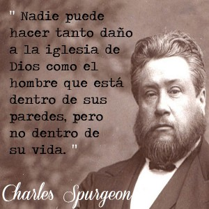 frases de charles spurgeon - palabras famosas