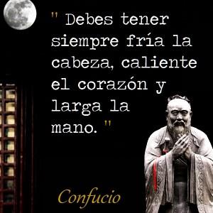 frases de confucio - de la vida