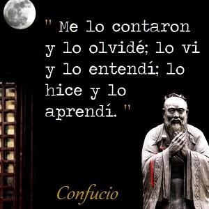frases de confucio - reflexiones