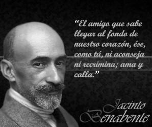 Frases de Jacinto Benabente