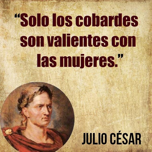 Frases De Julio Cesar Citas Celebres