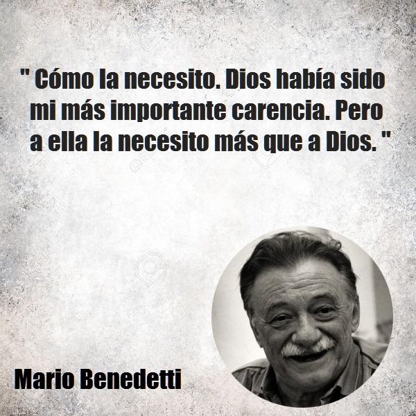 Frases De Mario Benedetti Citas Celebres