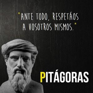 frases de pitagoras - celebres