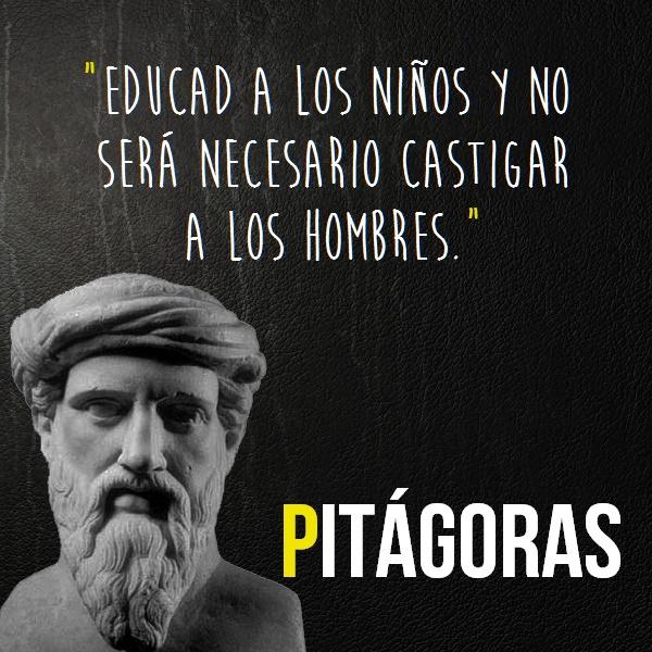 Frases de Pitagoras