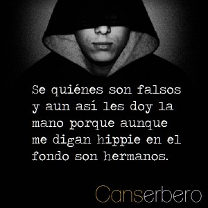 frases del canserbero -