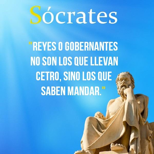 Frases De Sócrates Citas Celebres