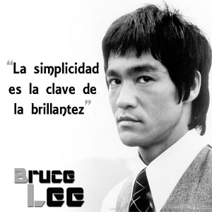 frases-de-bruce-lee-simplicidez