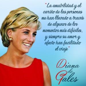 frases de Diana de Gales - Amabilidad