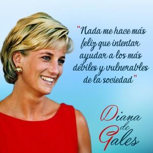 frases de Diana de Gales - Ayudar