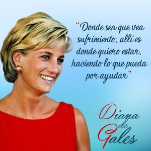 frases de Diana de Gales - Ayudar3
