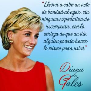frases de Diana de Gales - Bondad