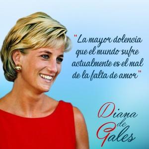 frases de Diana de Gales - Dolencia