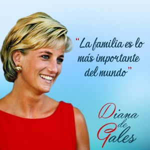 frases de Diana de Gales - Familia