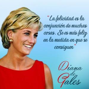 frases de Diana de Gales - Felicidad2
