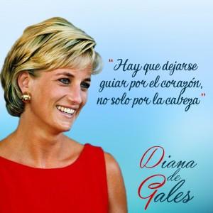 frases de Diana de Gales - Guia