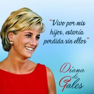 frases de Diana de Gales - Hijos