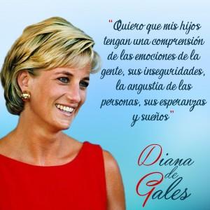 frases de Diana de Gales - Hijos2