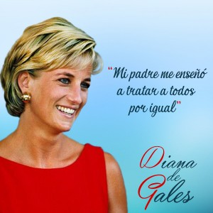 frases de Diana de Gales - Igualdad