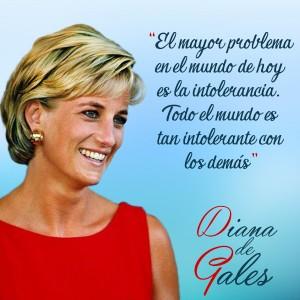frases de Diana de Gales - Intolerancia