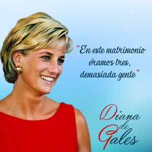frases de Diana de Gales - Matrimonio