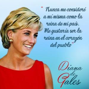 frases de Diana de Gales - Reinaw