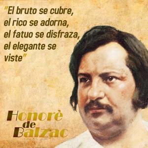 frases de Honorè DeBalzac -  Elegancia2
