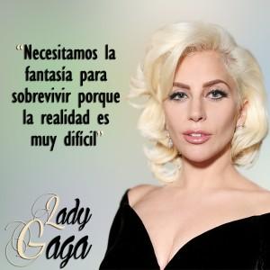 frases de Lady Gaga - Fantasia