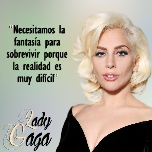 Frases De Lady Gaga Citas Celebres