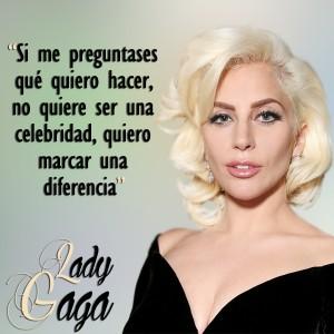 frases de Lady Gaga - Querer