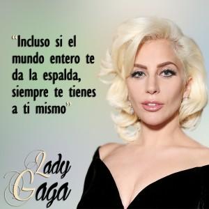 frases de Lady Gaga - Tener