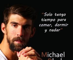 Frases de Michael Phelps