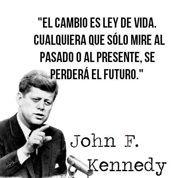 Frases De John F Kennedy Citas Celebres