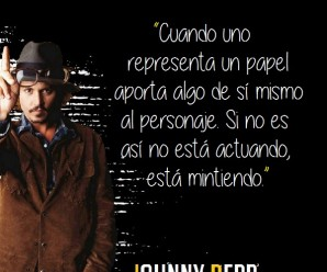 Frases célebres de Johnny Depp