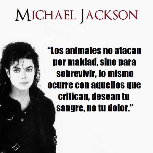 Frases Célebres De Michael Jackson Citas Celebres